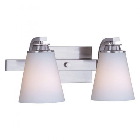 Vanity Light Bulbs Energy Efficient : Efficient Lighting 2-Light Vanity Light - Walmart.com
