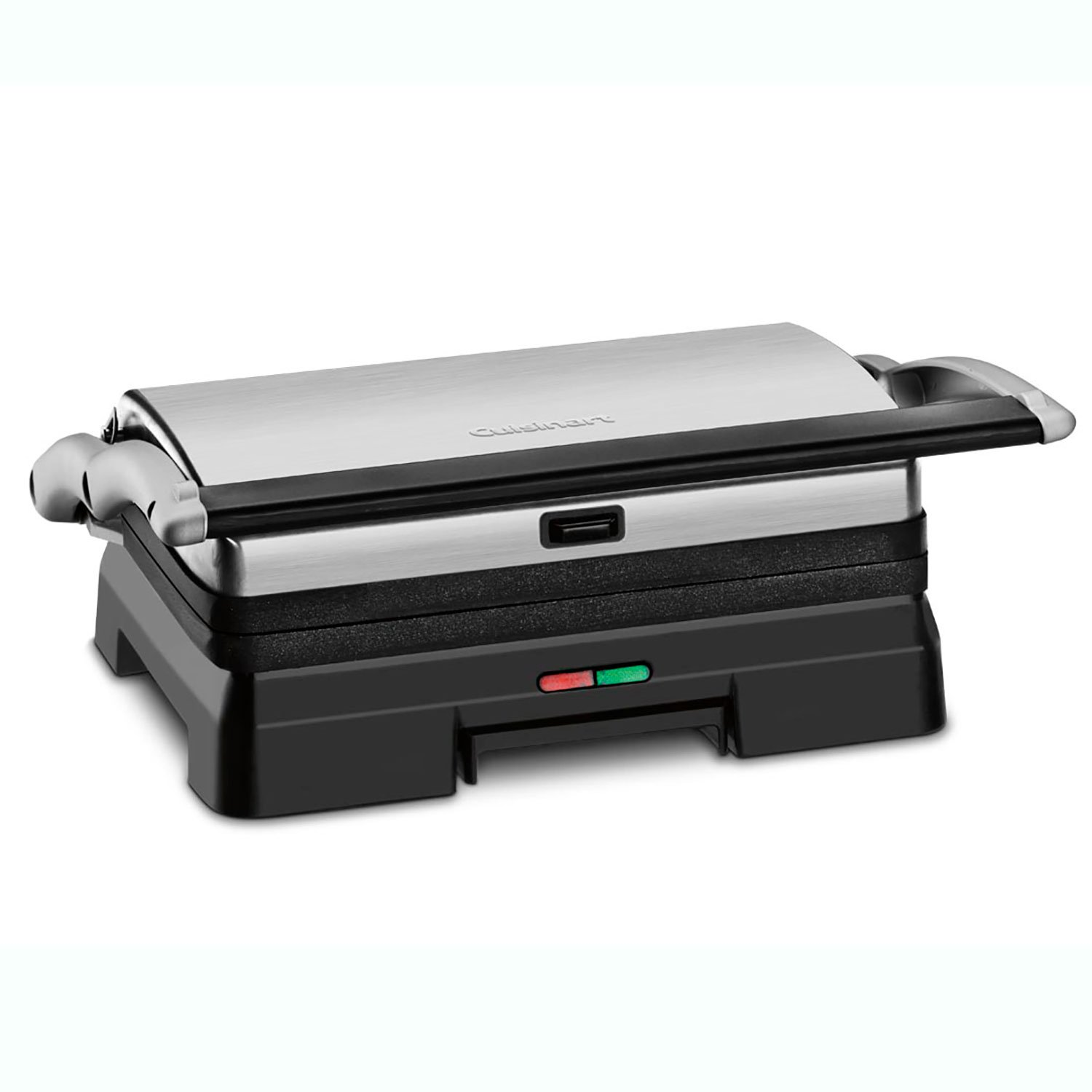 Cuisinart Stainless Steel Griddler Grill & Panini Press (Certified Refurbished)