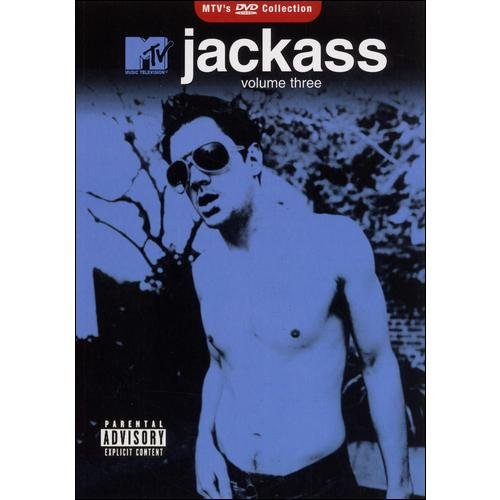 MTV Jackass, Vol.3 (Full Frame)