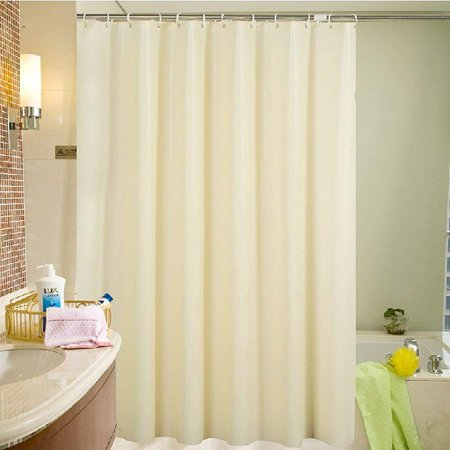 Uforme 36 Inch By 72 Shower Curtain Mildew Resistant Eco Friendly PEVA Bath Liner