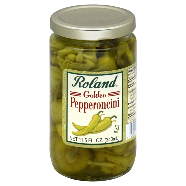 American Roland Roland  Pepperoncini, 11.5 oz