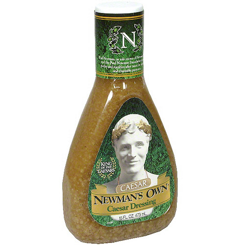 Newman's Own Caesar Dressing, 16 oz (Pack of 6)