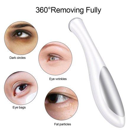 OTVIAP Eye Beauty Massager Eye Wrinkle Removal Anti Aging Massager Ion EMS Vibration Beauty Care Tool