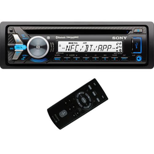 Sony MEX-M70BT CD/MP3 USB/AUX Marine Audio Receiver Stereo Bluetooth MEXM70BT