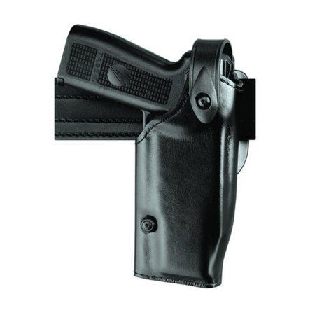 Safariland 6280-21-131 Duty Holster STX Black RH Fits Ruger