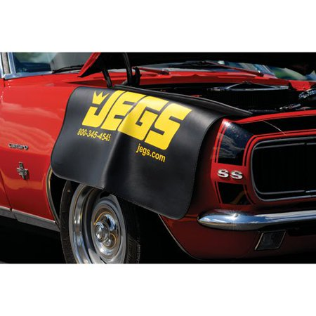JEGS 65012 Magnetic Fender Cover, Protect your Car or Truck while you (Fender Blue Cover)