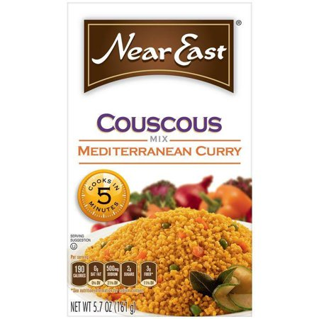 - Near East Mediterranean Curry Couscous Mix 5.7 Oz (Pack of 12)