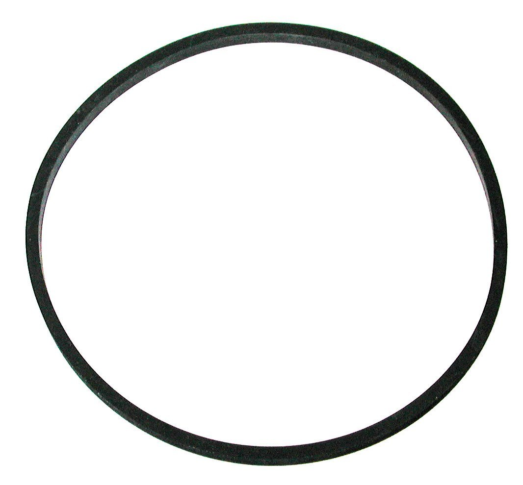 Shark 96-2 Solid Disc Silencer Band for Use On Solid Rotors to Silence Noise 6.5-Inch Diameter 2-Pack