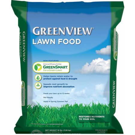 GreenView Lawn Food - 16 lb. - Covers 5,000 sq. ft.