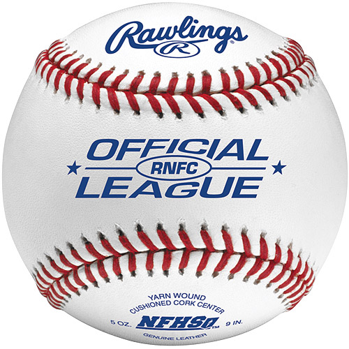 Rawlings RNFC Offical Baseball of the NFHS