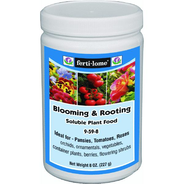 Ferti-lome Bloom And Root Soluble Dry Plant Food