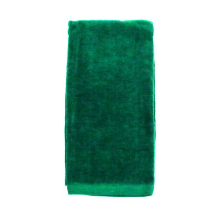 100% Cotton Sports Bath Golf Fast Dry Absorbent Towel Green