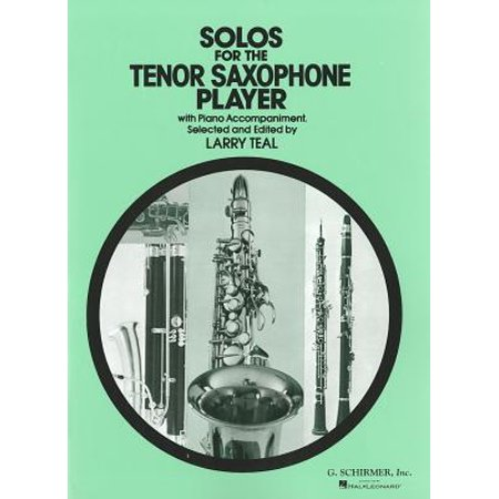 Solos for the Tenor Saxophone - Nuclear Whales Saxophone