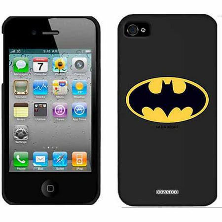 Batman Emblem Design on Apple iPhone 4/4s Thinshield Snap