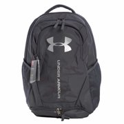 Under Armour Hustle 3.0 Backpack- Graphite/Gray