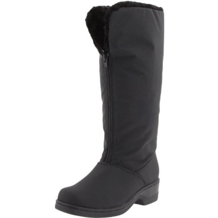 Tundra Boots Womens Alice Faux Fur Waterproof Winter Boots