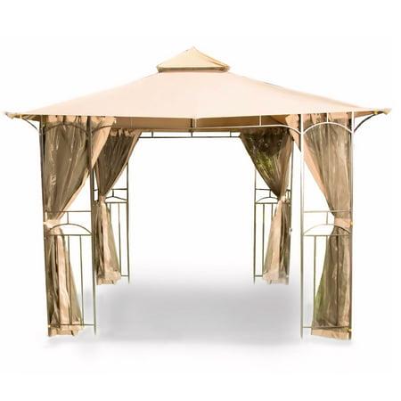 Garden Winds Replacement Canopy Top for 10 x 12 Garden House - Riplock 350