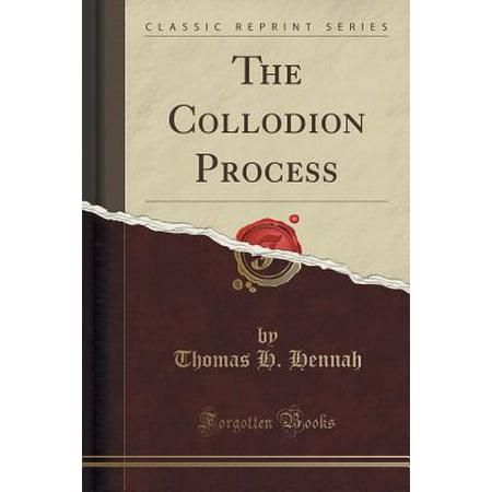 The Collodion Process (Classic Reprint) - Rigid Collodion Scars