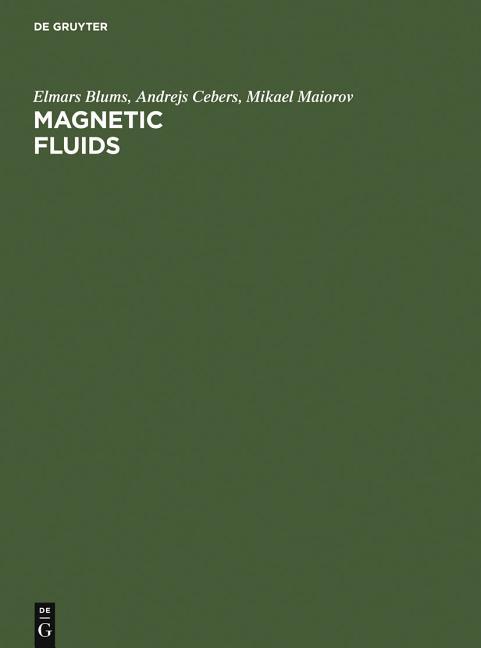 Magnetic Fluids  Hardcover  - Walmart Com