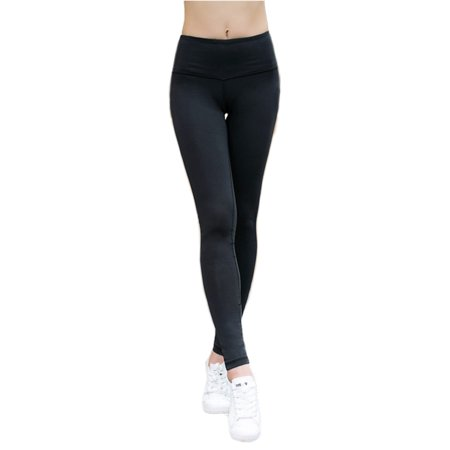 82d9eb4d19 Maks - Girls or Junior Women's mesh net panel insert Compression Tights  Active Stretch Fitness Yoga Pants Running and Jogging Leggings - Walmart.com
