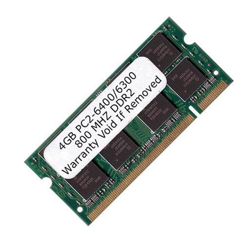 Komputerbay 4GB DDR2 SODIMM (200 pin) 800Mhz PC2 6400 / P...