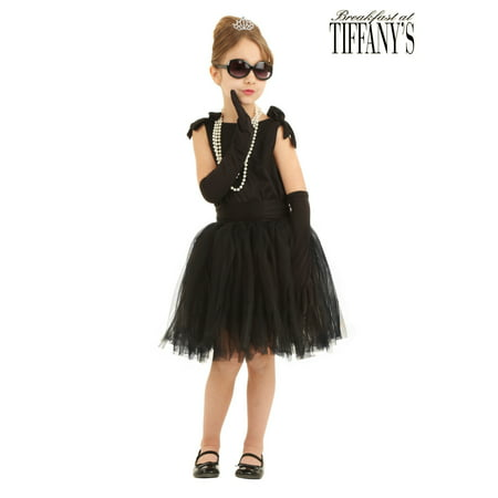 Child Breakfast at Tiffany's Holly Golightly (Audrey Hepburn Breakfast At Tiffany's Costume)