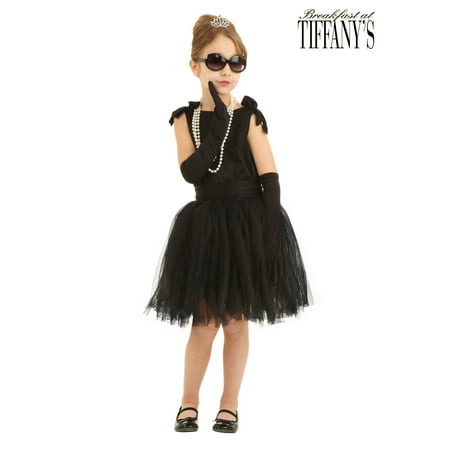 Child Breakfast at Tiffany's Holly Golightly Costume