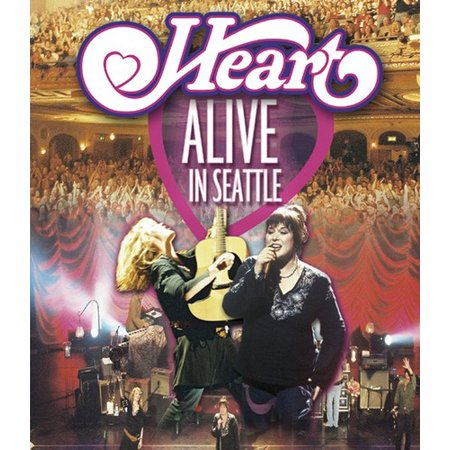 Halloween Shows Seattle (Heart: Alive In Seattle (DVD))