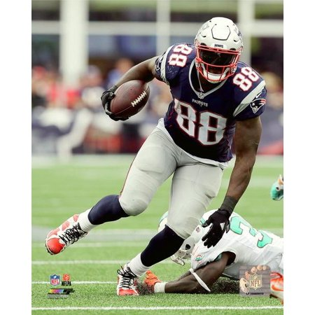 Martellus Bennett 2016 Action Photo Print