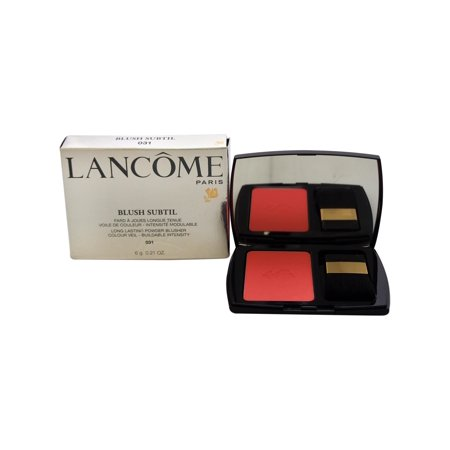 Lancome Blush Subtil Long Lasting Powder Blusher - # 031 Pepite De Corail 0.21 oz Powder Long Lasting Sheer Blush