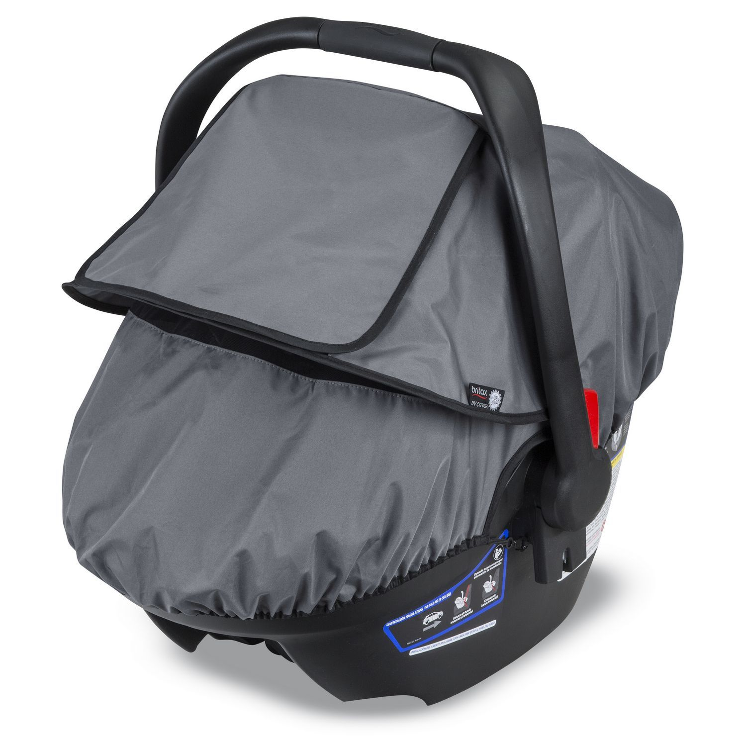 Britax B-Covered All-Weather Car Seat Cover  sc 1 st  Walmart & Britax B-Covered All-Weather Car Seat Cover - Walmart.com