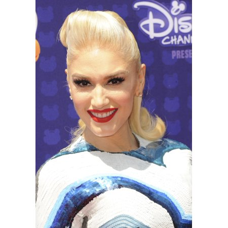 Gwen Stefani At Arrivals For 2016 Radio Disney Music Awards Microsoft Theater Los Angeles Ca April 30 2016 Photo By Elizabeth GoodenoughEverett Collection Photo Print (Halloween Music Radio Los Angeles)