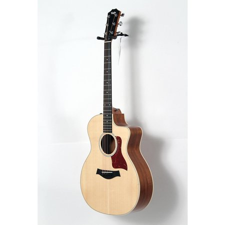 Taylor 200 Series 214ce Koa Deluxe Grand Auditorium Acoustic-Electric Guitar Level 3 Natural 190839086792