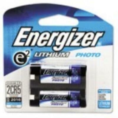 Energizer Lithium Photo Battery, 2CR5, 6V