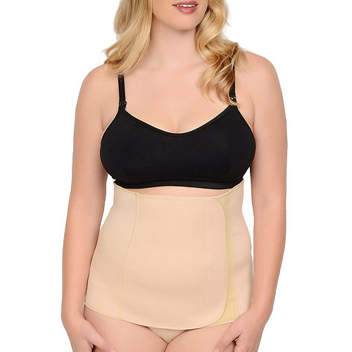 Q-T Intimates Waist Nipper Belly Band, 12""