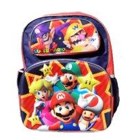 Super Mario 3D School Backpack