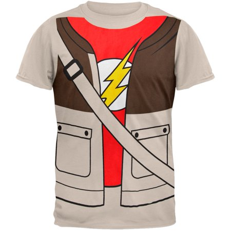 Big Bang Theory - Sheldon Costume T-Shirt for $<!---->