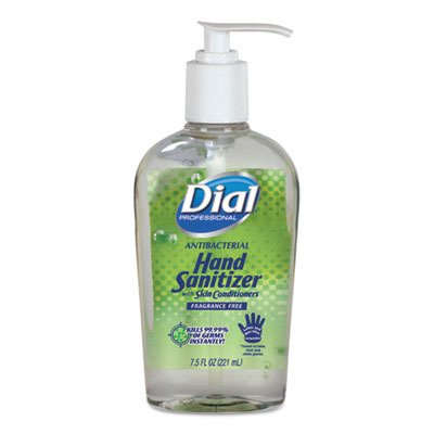 - Antibacterial Hand Sanitizer with Moisturizers DPR01585