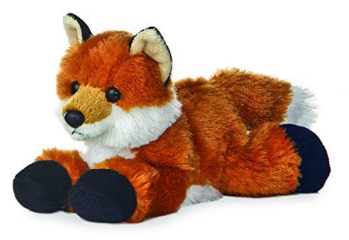 "Aurora Foxie Fox Mini Flopsie 8"" Stuffed Animal Plush by Aurora"