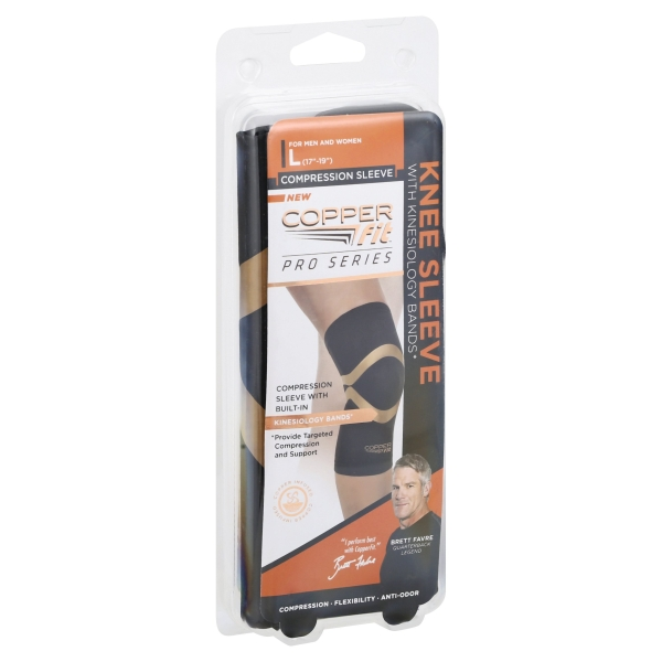 Max Compression Copper Integrated Dual Ankle Supports 3 Count