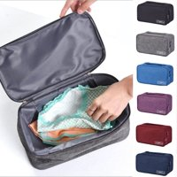 Bra Underwear Socks Lingerie Handbag Organizer Bag Storage Case For Travel Trip