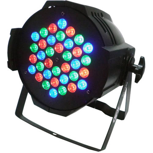QFX LED Disco Light with 36 LEDs