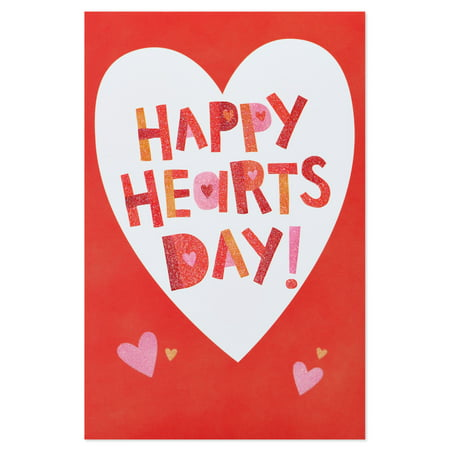 American greetings happy hearts day valentines day card 6ct american greetings happy hearts day valentines day card m4hsunfo Gallery