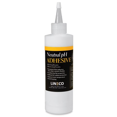 Lineco Neutral pH Liquid Adhesive
