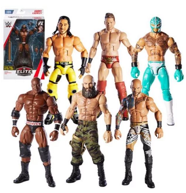 WWE Elite Collection Série 69 Action Figure-The Miz