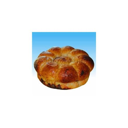 Challywood SP-53 Apple Cinnamon Pull-Apart Challah - Pack of 2
