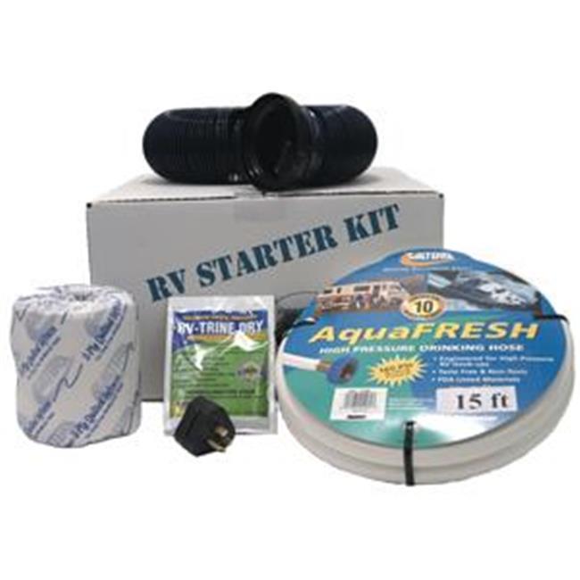 valterra llc 035010lot2 rv start up economy kit for motorhomes