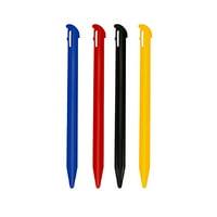 For Nintendo New 3DS-XL 6 Stylus Pens Pack KMD BLACK RED BLUE (Pen Styluses Set)