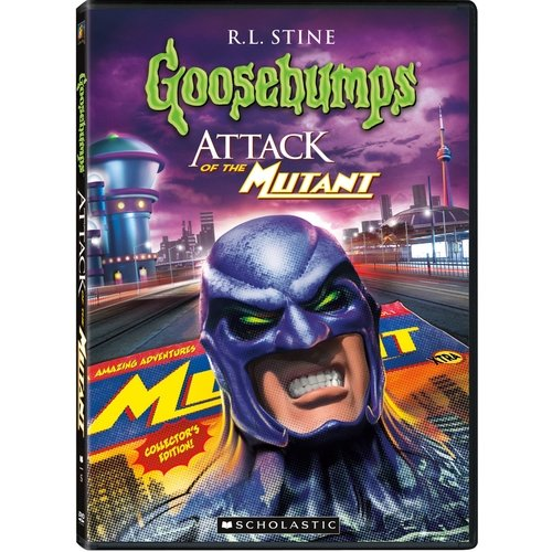 Goosebumps: Attack Of The Mutant, Parts 1 And 2 (Full Frame)