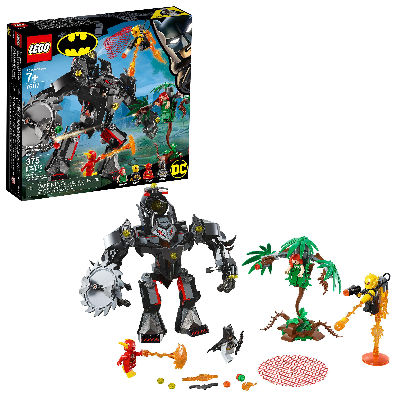 LEGO Super Heroes Batman™ Mech vs. Poison Ivy™ Mech 76117